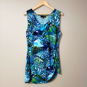 Laura Sleeveless Tunic